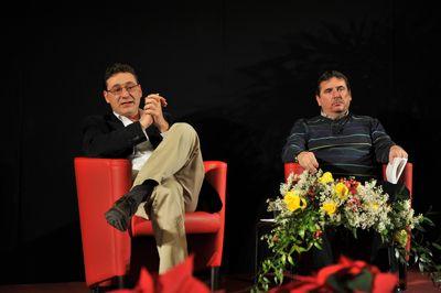 Alessandro Mantovani e Roberto Covaz