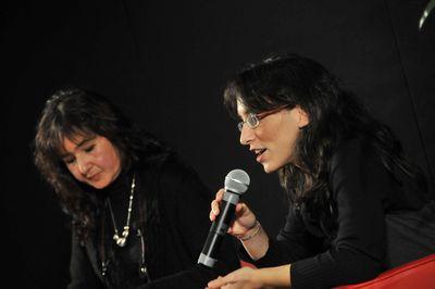 Lorena Fain e Federica Manzon
