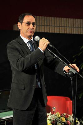 Alessandro Pesaola, vicesindaco e assessore alla Cultura