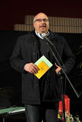 Federico Portelli, assessore provinciale alla Cultura