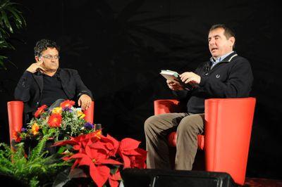Marcello Veneziani e Roberto Covaz