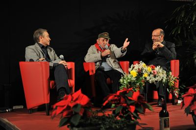 "Luciano Patat, Erminio Masiero ""Neri"" e Paolo Ledda"