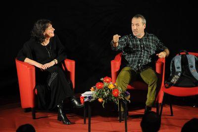 Alessandra Kersevan e David Riondino