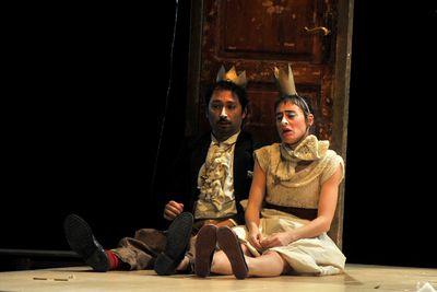 Teatro del Piccione, Rosaspina