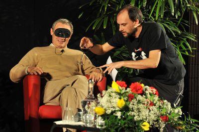 Maurizio Zamparini e Giorgio Lauro