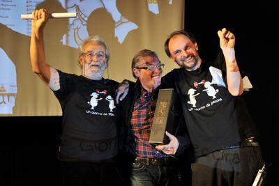 Sabelli, il Sindaco Luciano Patat e Lauro