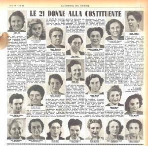 Domenica_del_corriere_Le_21_donne_alla_costituente